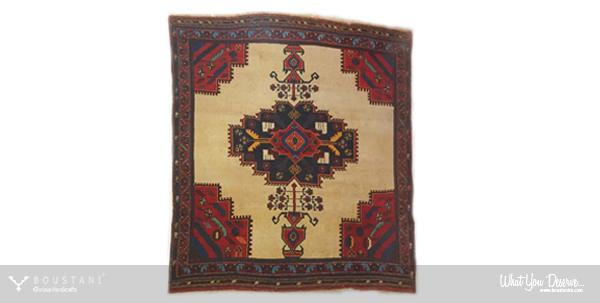 Boustani Carpet-Nomadic Persian Rugs-Afshar