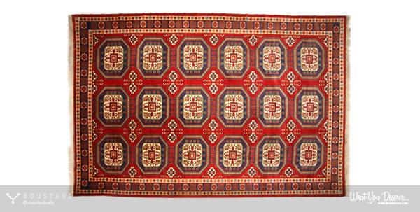 Boustani Carpet-Nomadic Persian Rugs-Baluchii