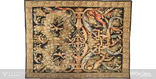 Gobelin Tapestry-French Carpets.Boustani Glorious Handicrafts