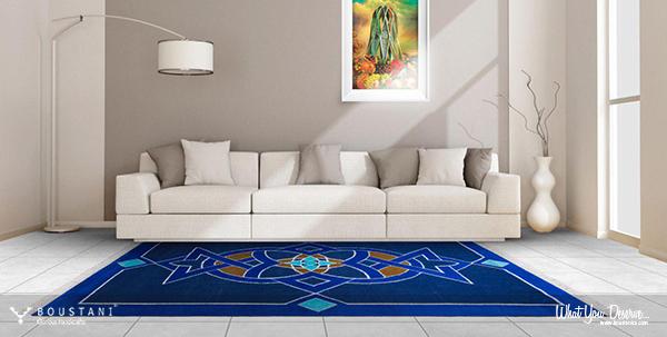 Modern Persian Rugs by Boustani-Modern carpet