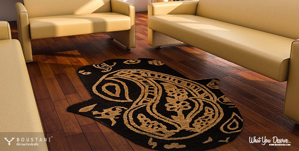 Modern Persian Rugs by Boustani-Handmade rug