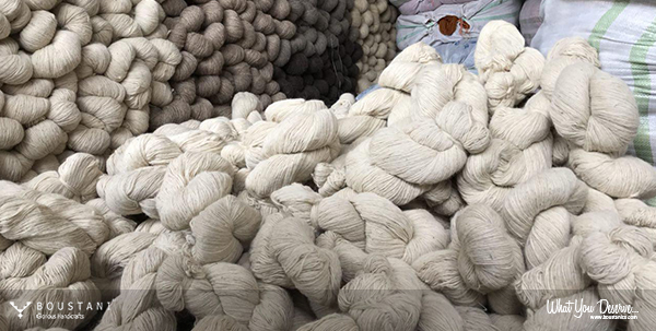 Natural Dyeing-Boustani Persian Rug