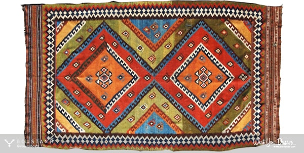 Everything about Persian Kilims by Boustani Glorious Handicrafts.12