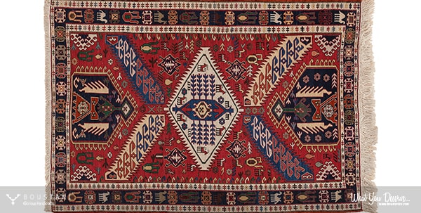 Everything about Persian Kilims by Boustani Glorious Handicrafts.2