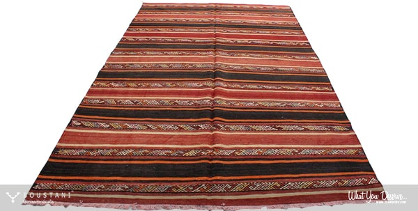 Everything about Persian Kilims by Boustani Glorious Handicrafts.7