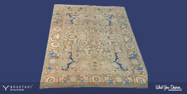 Safavid Carpets.Polonaise Boustani.2