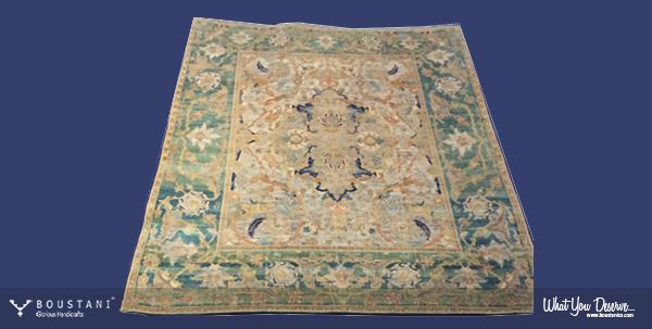 Safavid Carpets.Polonaise Boustani.3