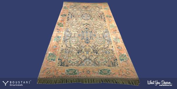 Safavid Carpets.Polonaise Boustani.4