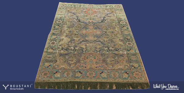 Safavid Carpets-Polonaise Boustani.5
