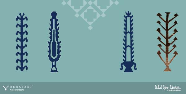 Symbols Of Persian Rug Boustani Carpet Tree Life