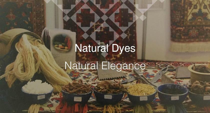 Natural Dyes Natural Elegance, Part One